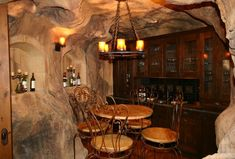Real cave wine room - Home Decorating Trends - Homedit