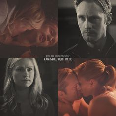 Eric & Sookie ♥ I am still right here
