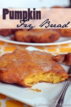 Unique and delicious. If you Love pumpkin recipes, you will love this Pumpkin Fry Bread Recipe. It is great for not only fall buy year round. Fried Bread Recipe, Pumpkin Bread, Bread Recipes, Cooking Recipes, Pumpkin Puree, Pumpkin Spice, Pumpkin Pumpkin, Sweet Fry Bread Recipe, Gourmet