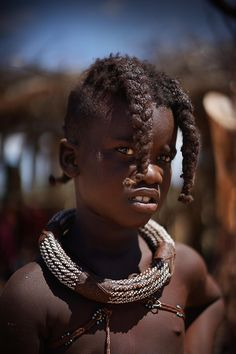 Himba Girl by Alexandre Suplicy on 500px