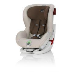 Accesorii bebelusi :: Scaune auto :: Scaune auto kg :: Scaun auto King II ATS Romer 2016 (Culoare: Sand Beige) Baby Car Seats, Convertible, Beige, Children, King, Inspired, Nature, Collection, Eyes