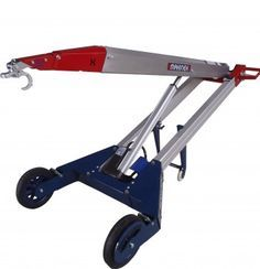 The Makinex Powered Hand Truck PHT-140, previously known as the OneLIFT, is a universal materials handling solution that enables one person operation to safely lift and load small equipment or bulky goods weighing up to 140kg (309lbs).