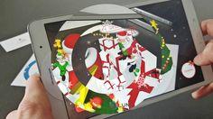 LuChristmas   Świąteczna Aplikacja Augmented Reality