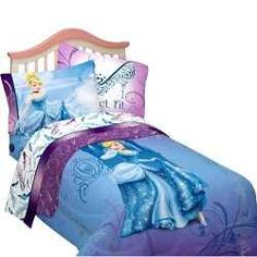 Is your little princess a Cinderella fan? Are you trying to recreate a Disney Princess Bedroom? A great place to start is with Disney Princess...