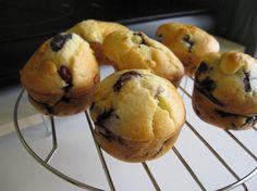 Muffins+myrtilles