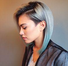 Cute hair @KortenStEiN