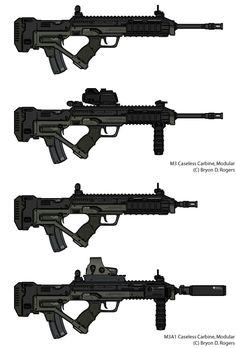 deviantART: More Like Halo Sniper Rifle-My Way by !WolfWing9115