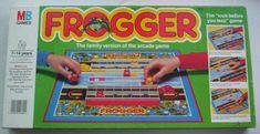 MB games frogger