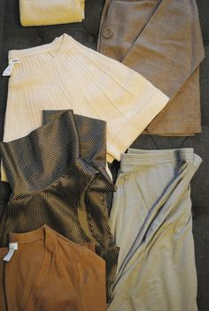 thrifted :: neutrals just added!