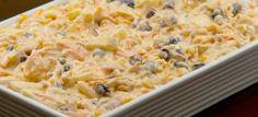 Melhor salpicão do mundo NÃO é feito com maionese (e você vai amar essa dica!) - Veja a Receita: