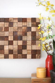 wanddeko wohnzimmer wanddeko holz wanddeko ideen holz wanddeko ... - Ideen Holz
