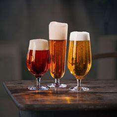 Oktober innebär för många av oss nya ölsorter att testa  Har du rätt glas till varje sort? #orrefors #oktoberfest #ölglas #homebysweden #heminredning #design #designklassiker #inredningsdetalj