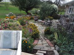 Redo Redux: Revisiting Past Projects: Growing a Patio