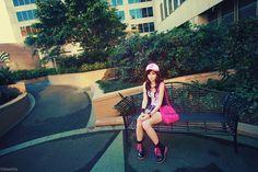 Pokemon Hilda / Touko [08] Castelia City by beethy.deviantart.com on @deviantART