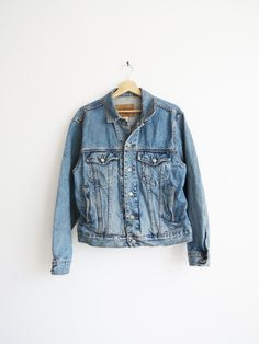 denim jacket // gap denim jacket sold a r c h i Cute Pattern, Pattern Design, Adam Parrish, Gap Denim Jacket, Peter Pan, 1990s, Light Blue, Daughter, Unisex