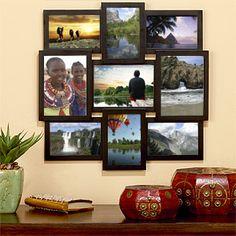 Emery 9-Photo Wall Frame