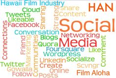 Social Networking for Hawaii's Film Industry FilmAloha.com