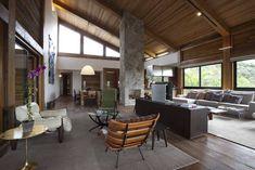 Casas de estilo rústico de David Guerra Arquitetura e Interiores