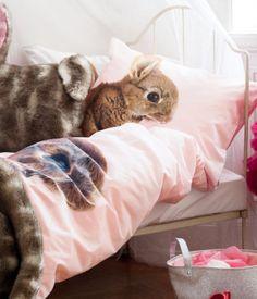 cute bunny bed linen...