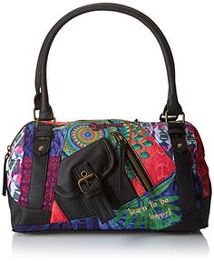 74859c3352 Compare Amazon price for Desigual Womens Tokyo Sumatra Shoulder Bag Sac  Bandoulière Femme, Sac A