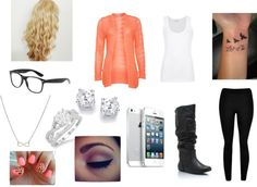 """Untitled #123"" by rawrtastic388 ❤ liked on Polyvore"