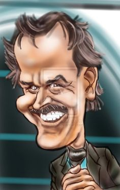 John Cleese as Basil Fawlty by ~adavis57 on deviantART