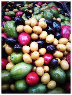Olives @ Wien market