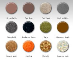 We're inspired by these #hungergames nail polish shades for wedding color palettes