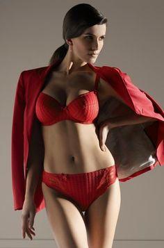 Prima Donna Lingerie Madison - Balconette bra and Rio brief