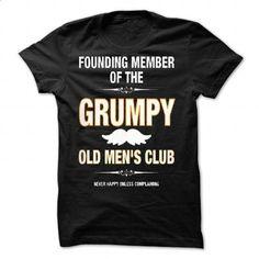Limited - Grumpy Old Men Club - #tee design #hoodie dress. MORE INFO => https://www.sunfrog.com/LifeStyle/Limited--Grumpy-Old-Men-Club.html?68278