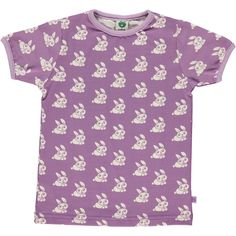 Purple Rabbit T-Shirt