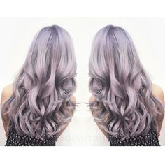 Beautiful smoky lilac color melt by Miju. Beautiful style finish, too. #hotonbeauty fb.com/hotbeautymagazine