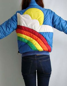 My new mission in life is to find this freaking jacket. And get my hips/ass that small. lol
