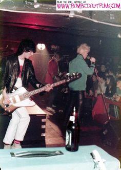 Punk Band Generation X: Your Generation.