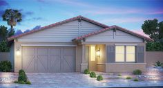 Residence Thirteen New Home Plan in Heritage at Cadence: Symphony