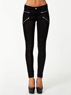 Croisette Pants - Nly Trend - Svart - Byxor & Shorts - Kläder - Kvinna - Nelly.com