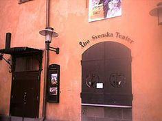 Swedish Theatre Theater, Modern, Home Decor, Finland, Trendy Tree, Decoration Home, Room Decor, Theatres, Home Interior Design