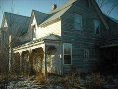 Old Abandoned Farm House, Salisbury, New Brunswick