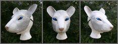 Rat Masquerade Mask by Qarrezel on deviantART