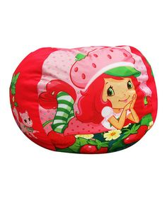 Take a look at this Strawberry Shortcake Beanbag by Newco on #zulily today!