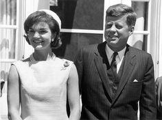 Jackie Kennedy und ihr Mann, der ehemalige US-Präsident John F. Kennedy, bleiben unvergessen.