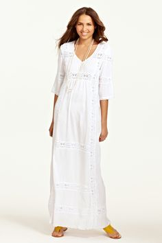 This is a dress I'll wear for years. It's the Boho Chic look I love to claim.