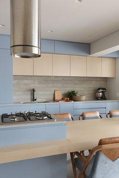 23 best small kitchen interior design ideas for your inspiration 3 ⋆ masnewsclub Romantic Home Decor, Unique Home Decor, Home Decor Styles, Cheap Home Decor, Kitchen Room Design, Interior Design Kitchen, Küchen Design, Design Ideas, Minimalist Kitchen