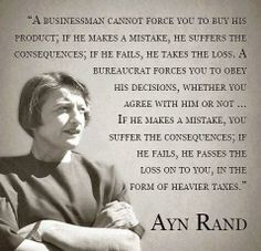 Here is Ayn Rand Quotes for you. Ayn Rand Quotes inspirational ayn rand quotes on life and capitalism Ayn Rand Quotes an Quotable Quotes, Wisdom Quotes, Quotes To Live By, Life Quotes, Ayn Rand Quotes, Great Quotes, Inspirational Quotes, Atlas Shrugged, Political Quotes