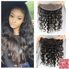 13 x 4 Virgin Peruvian Frontal Ear To Ear Lace Frontals And Closures With Baby Hair Cheap Virgin Hair Body Wave Hair Frontals