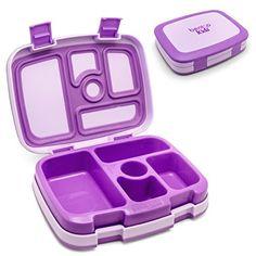 Bentgo Kids - Lunchbox mit 5 Unterteilungen, auslaufsicher (Lila) Bentgo http://www.amazon.de/dp/B00PKNO7HO/ref=cm_sw_r_pi_dp_WCQMwb185QQRA