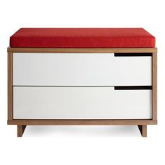 $1000 walnut and white - WITHOUT CUSHION. in stock md1-cushon-rd high modu-licious-cushion-thurmond-red 2 1
