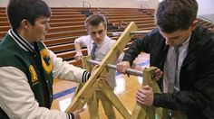Catholic Central teams up with UC to teach engineering skills