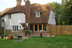 Grade 2 listed cottage, Cranbrook Kent - Beryl Cottage - new side extension finished