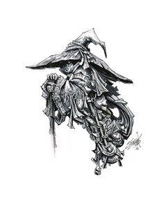 Dark Souls Art Book - Imgur
